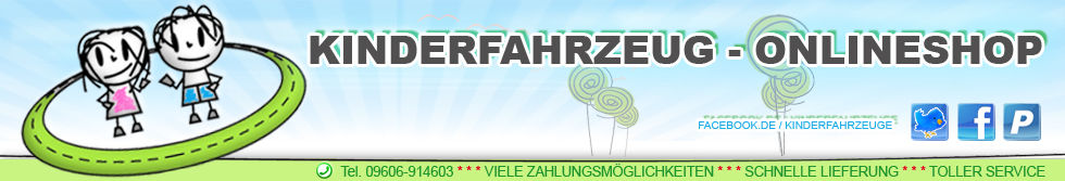 Kinderfahrzeug-Onlineshop.de