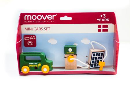 moover toys elektro holzauto holzspielfahrzeug f r kleinkinder mini set electric. Black Bedroom Furniture Sets. Home Design Ideas