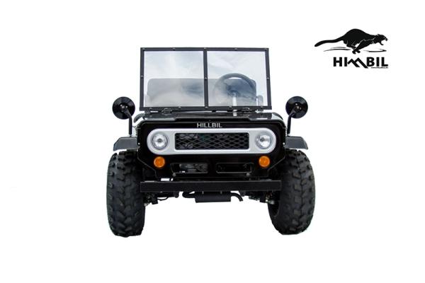 HILLBIL XTR-8 Mini Offroad Auto mit Benzinmotor - 60-70 km ...